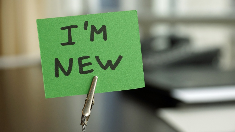 I am new